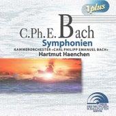 Bach, C.P.E.: Sinfonias by Hartmut Haenchen