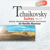 Tchaikovsky: Suites Nos. 1-4 by Neville Marriner