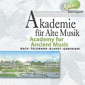 Academy for Ancient Music by Various Artists