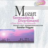Mozart, W.A.: Serenades and Divertimenti by Sandor Frigyes
