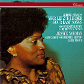 Strauss, R.: Four Last Songs; 6 Orchestral Songs by Jessye Norman