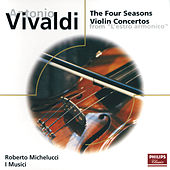 Vivaldi: The Four Seasons; 3 Concertos from Op.3 by Roberto Michelucci