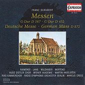Schubert: Masses Nos. 2 and 4 / Deutsche Messe, D. 872 by Various Artists