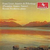 Liszt, F.: Annees De Pelerinage, 1St Year, Switzerland, S160/R10 / Polonaise Melancolique in C Minor by Ksenia Nosikova