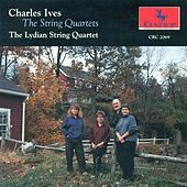 Ives, C.: String Quartets Nos. 1 and 2 / Hallowe'En / Hymn (The String Quartets) by Lydian String Quartet