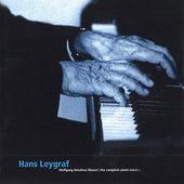 Mozart: Complete Piano Sonatas, Vol. 1 by Hans Leygraf