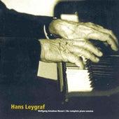 Mozart: Complete Piano Sonatas, Vol. 4 by Hans Leygraf