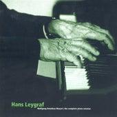 Mozart: Complete Piano Sonatas, Vol. 5 by Hans Leygraf