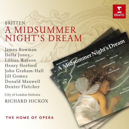 Britten: A Midsummer Night's Dream by Richard Suart