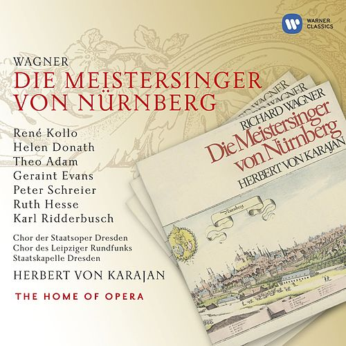 Wagner: Die Meistersinger von Nürnberg by Horst Lunow