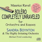 Bolero Completely Unraveled by Sandra Boynton