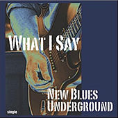 What I Say by New Blues Underground