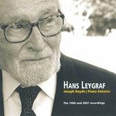 Haydn: Piano Sonatas (The 1960 and 2007 Recordings) by Hans Leygraf