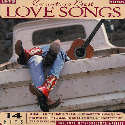 Country's Best Love Songs by Various Artists