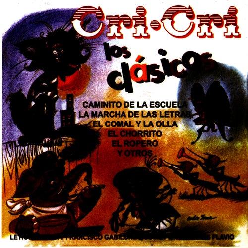 Cri Cri Los Classicos Vol. 2 by Francisco Gabilondo Soler Y Flavio