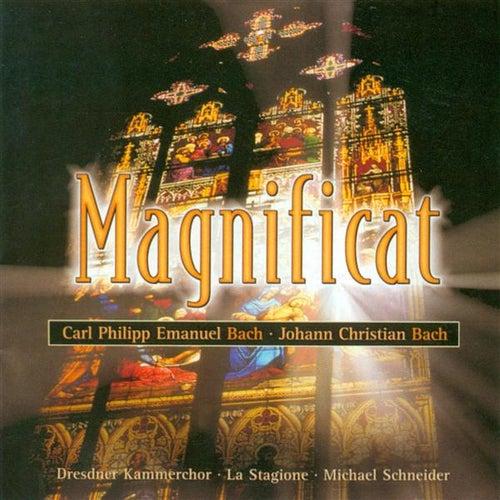 Bach, C.P.E.: Magnificat / Bach, J.C.: Tantum Ergo by Various Artists