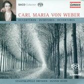 Weber, C.M. Von: Overtures by Gustav Kuhn