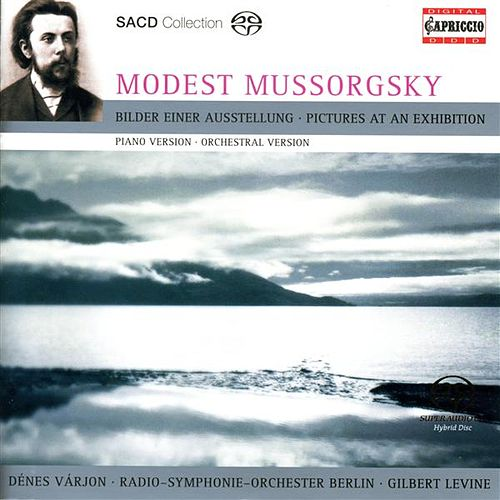 Mussorgsky, M.: Pictures at an Exhibition by Various Artists