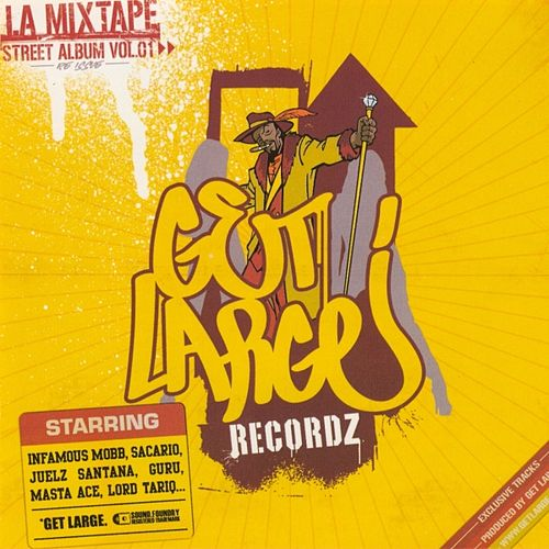 La mixtape...Street Album vol.1 by Various Artists