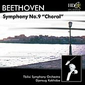 Symphony No.9 in D Minor, Choral by Tbilisi Symphony Orchestra