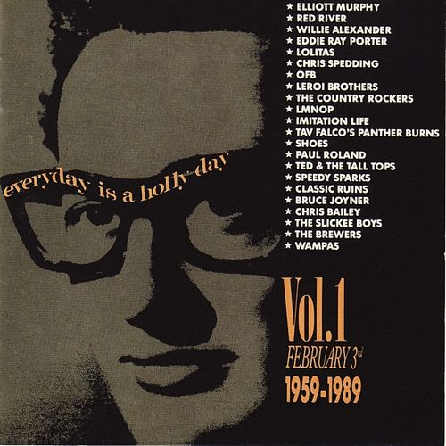 Everyday is a Holly Day by Various Artists