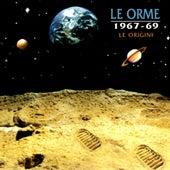 1967-1969 Le Origini by Le Orme
