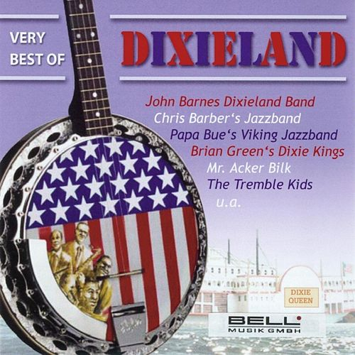 Very Best of Dixieland von Various Artists