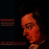 Mozart: Symphony No. 36 in C Major, Serenade No. 13 in G Major by BBC Symphony Orchestra