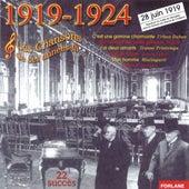1919-1924, Les chansons de ces années-là (28 juin 1919 : Signature du Traité de Versailles) by Various Artists