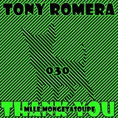 Thank You (Mlle Mongetasoupe) by Tony Romera