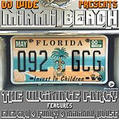Dj Wide Presents Miami Beach by Various Artists