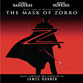 The Mask of Zorro - Music from the Motion Picture by Various Artists