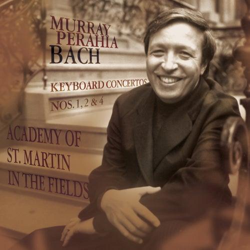 Bach: Keyboard Concertos, Vol. 1 by Murray Perahia