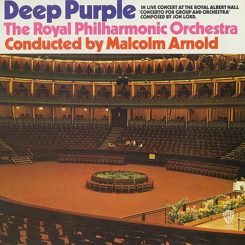 Concerto For Group And Orchestra by Deep Purple