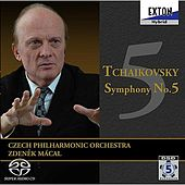 Tchaikovsky : Symphony No.5 by Zdenek Macal