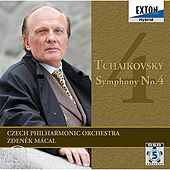 Tchaikovsky : Symphony No.4 by Zdenek Macal