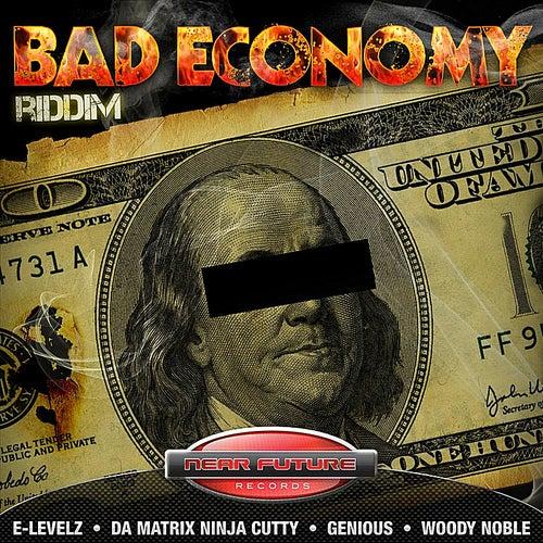 Bad Economy Riddim by Irini Konitopoulou