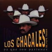 Pa Que Son Pasiones by Los Chacales de Pepe Tovar
