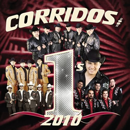 Corridos #1's 2010 by Various Artists