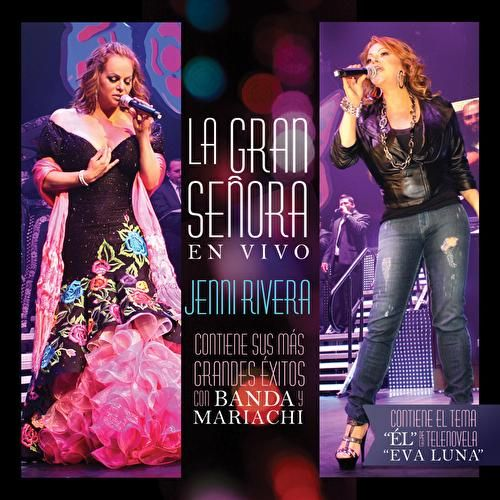 La Gran Señora En Vivo by Jenni Rivera
