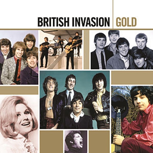 British Invasion Gold by Various Artists