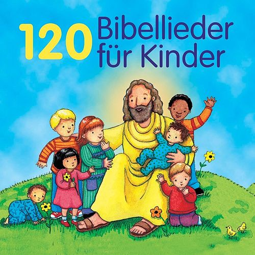 120 Bibellieder für Kinder by The Countdown Kids