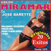 20 Exitos Del Grupo Miramar by Grupo Miramar