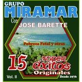 15 Super Exitos Del Grupo Miramar by Grupo Miramar