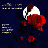 Moonlight On Roses by Brad Prevedoros