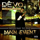 Welcome 2 The Main Event Vol 3 - Gangsta Grillz by DJ Drama