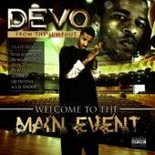 Welcome 2 The Main Event Vol 3 - Gangsta Grillz von DJ Drama