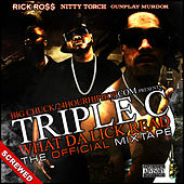 What Da Lick Read - Screwed by Triple C's