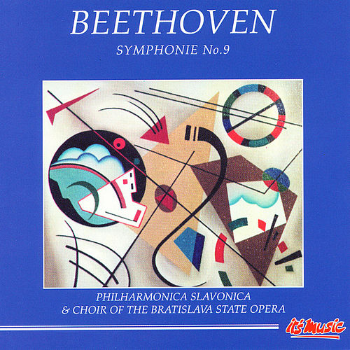 Beethoven: Symphonie No. 9 'Choral' Op. 125 by Eugen Duvier