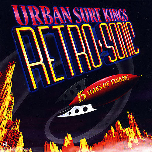 Retro-sonic by Urban Surf Kings